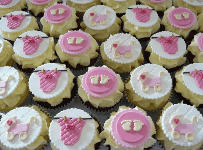 """Animation baby shower : l""""atelier cupcake"""