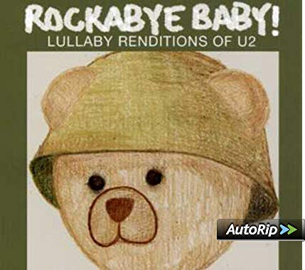 Berceuse de U2 pour bébé