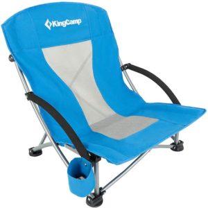 Chaise de plage pliante KingCamp