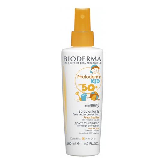 Crème solaire pour bébé Bioderma Photoderm Kid Spray SPF50+