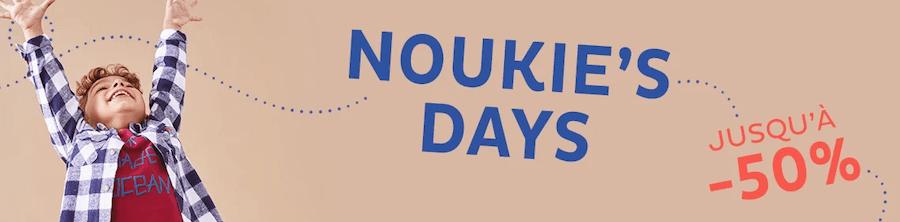 Découvre les Noukie's Days pour bébé