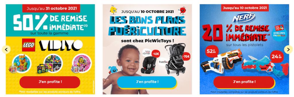 Découvre les French Days bébé chez PicWicToys
