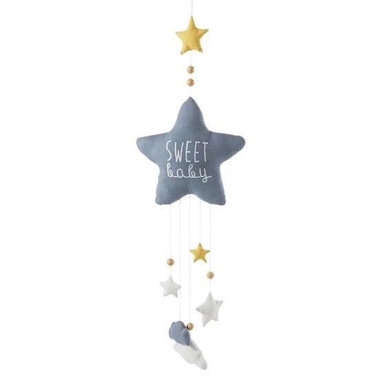 Guirlande étoile en coton de la collection GASPARD de Maisons du Monde