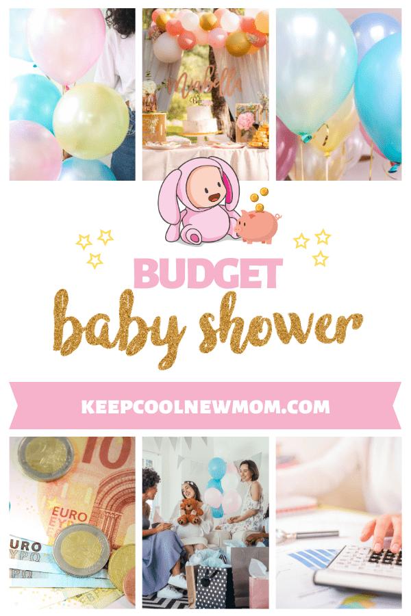 Budget baby shower : Comment organiser une fête prénatale stylée sans se ruiner 🤑 ? - Un article à découvrir sur le blog : keepcoolnewmom.com