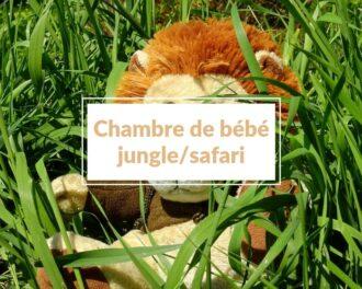Read more about the article Comment décorer une chambre bébé jungle stylée 🦒 ?