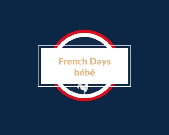 Read more about the article Comment profiter des meilleurs bons plans French Days bébé : vêtements, jouets, équipements ?