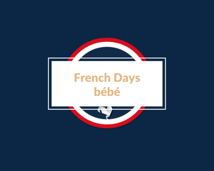Profite des French Days bébé pour faire des économies