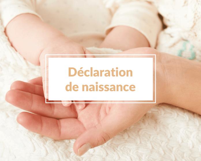 Déclaration de naissance : les formalités administratives à accomplir 🗂