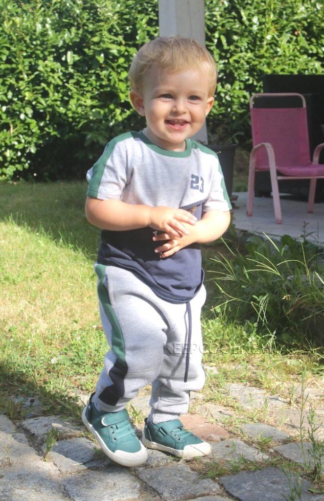 Tenue sportwear pour bébé garçon