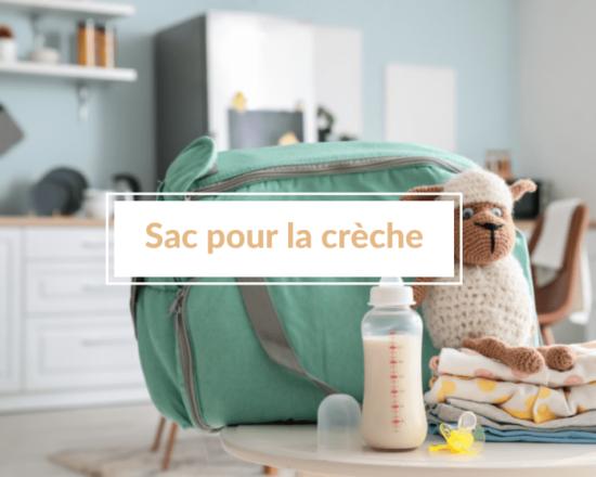 Read more about the article Que mettre dans le sac de crèche (ou chez la nounou) ?