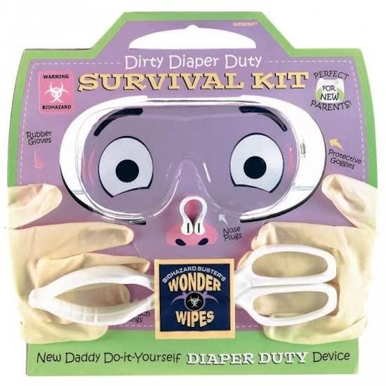 kit de Survie nouveaux parents