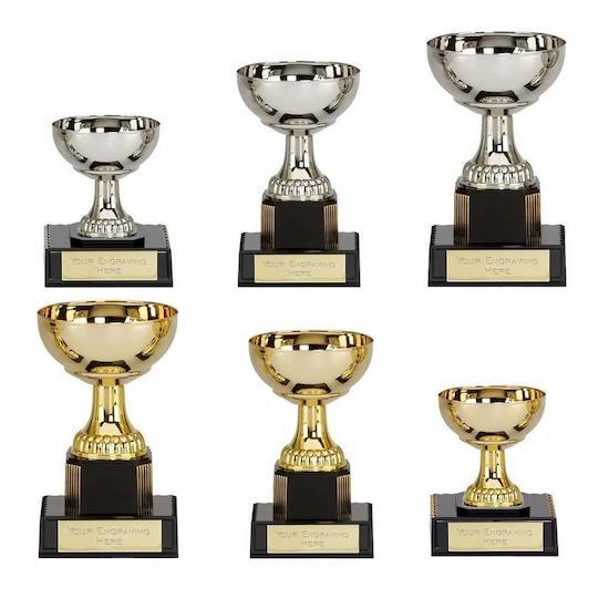 Trophée or pour gagnant aux baby shower - Créatrice ETSY : CufflinksGalore