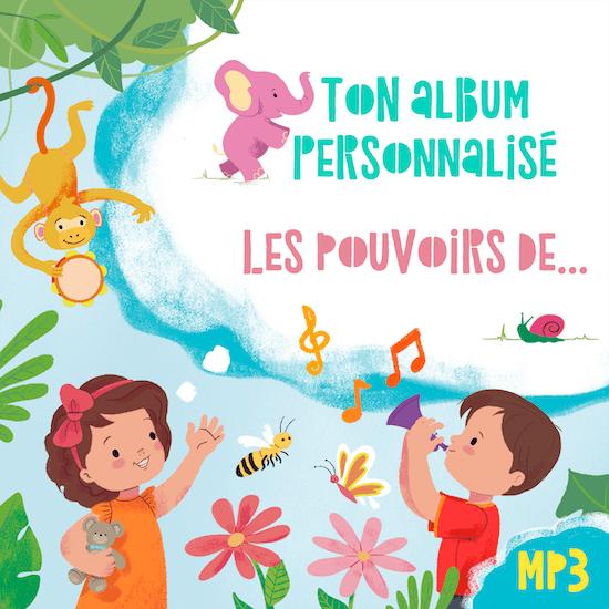 Album personnalisé Poronponpon