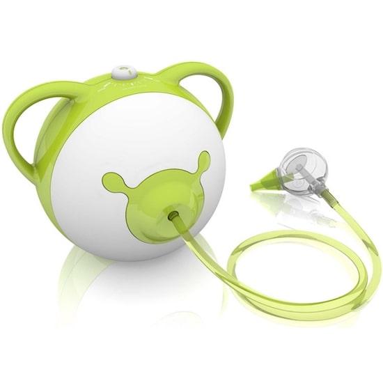 Nosiboo Pro aspirateur nasal vert