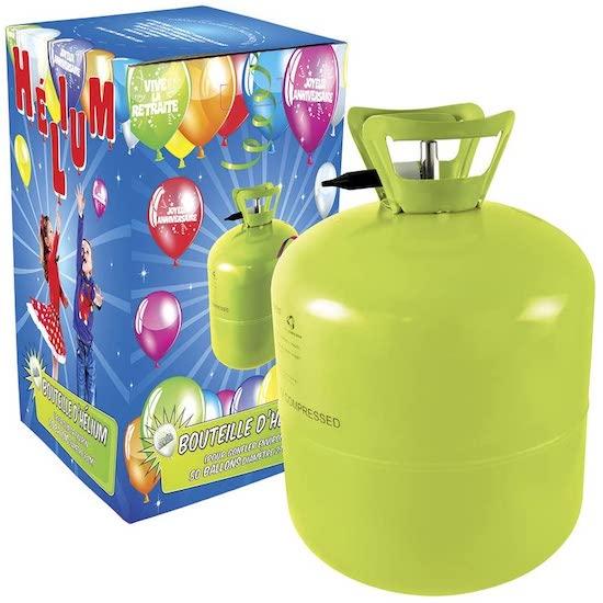 Grande Station de Gonflage Hélium pour Ballons