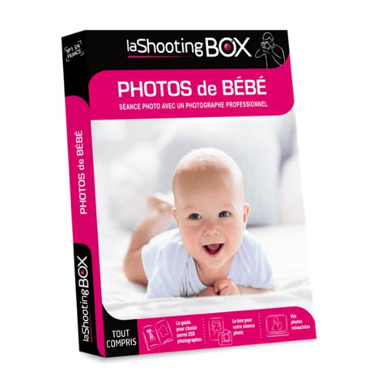 BOX Shooting photo bébé