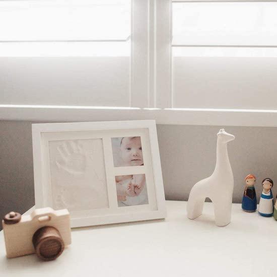 Coffret empreintes bébé en argile Bubzi Co
