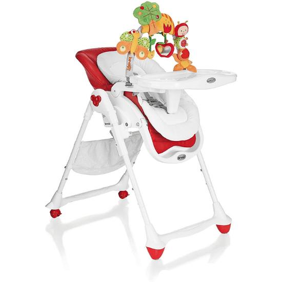Chaise haute évolutive pour bébé 2 en 1 b.fun