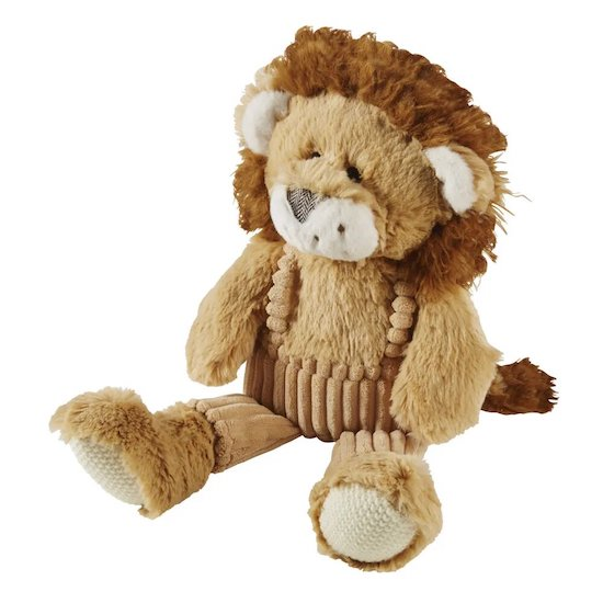 Peluche lion pour bébé de Maisons du Monde
