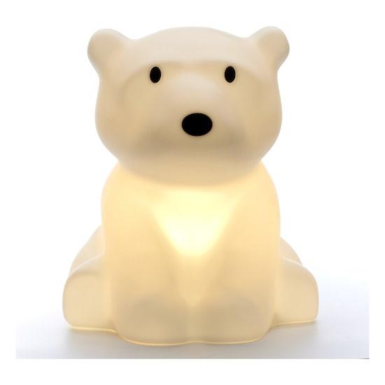 Veilleuse Nanuk ours polaire Blanc