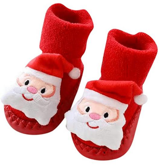 Chaussette de Noël pour bébé