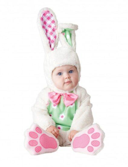 Costume Halloween bebe lapin