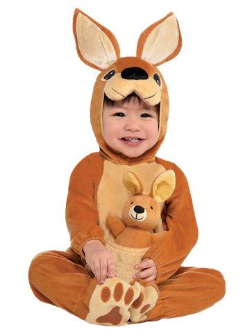 Costume Halloween bebe kangourou