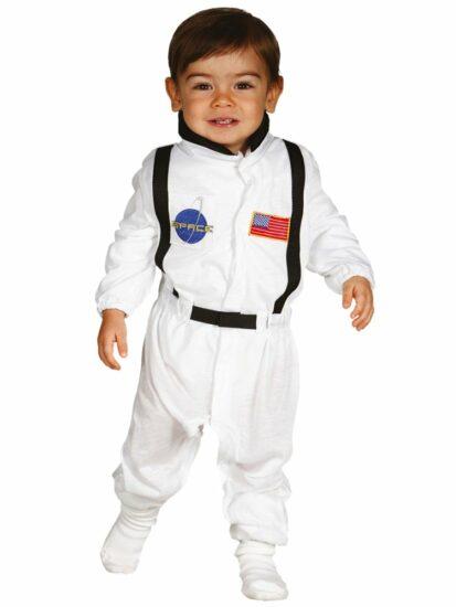 Costume bébé Halloween astronaute