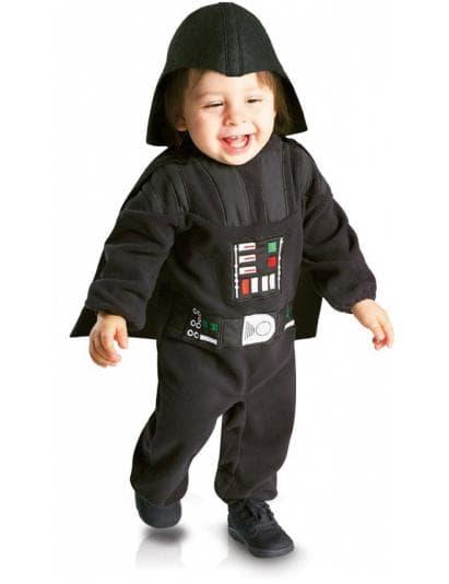 Costume bébé Dark vador