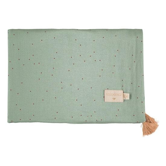 Couverture en coton bio parfaite pour bébé