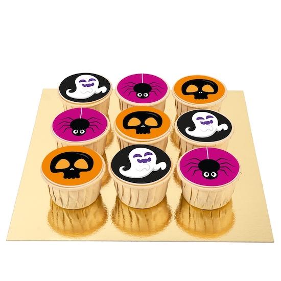 9 délicieux Cupcakes Halloween à partager pour une baby shower Halloween