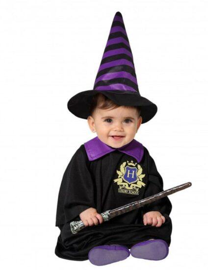 Costume bébé Halloween apprenti sorcier