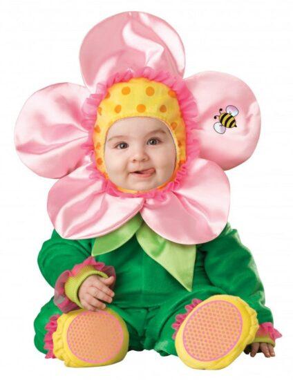 Déguisement Fleur pour bébé