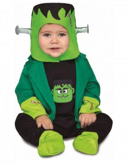 Costume bébé Halloween Frankenstein