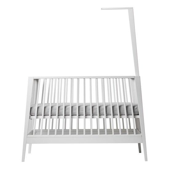 Flèche de lit bébé Linea Chêne