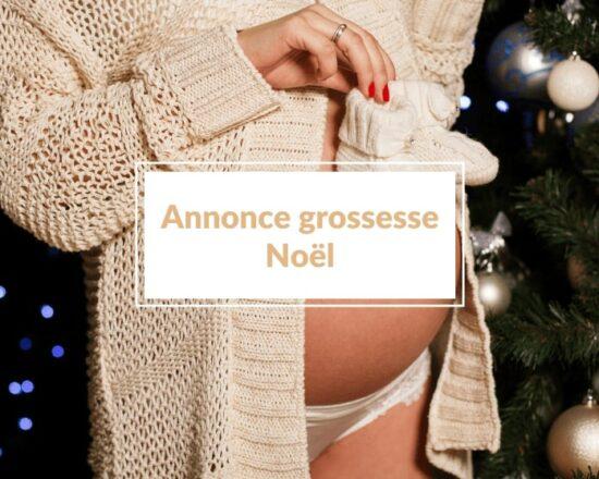 Read more about the article 15 façons originales d'annoncer sa grossesse à Noël (et surprendre tous ses proches) 🎄🎅