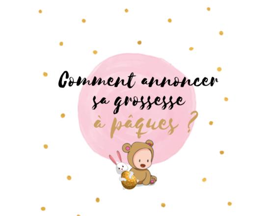 Read more about the article 9 façons originales d'annoncer sa grossesse à Pâques 🐣