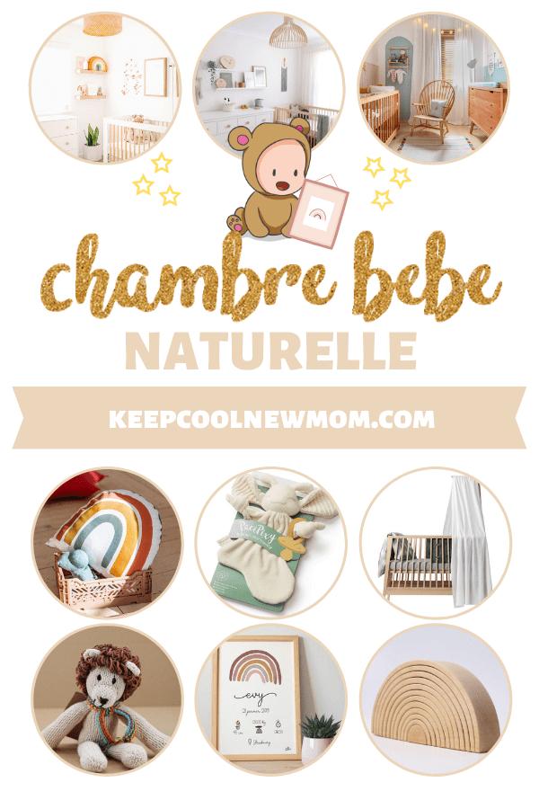 Comment créer une chambre bébé naturelle et non toxique ? - Un article à découvrir sur le blog : keepcoolnewmom.com