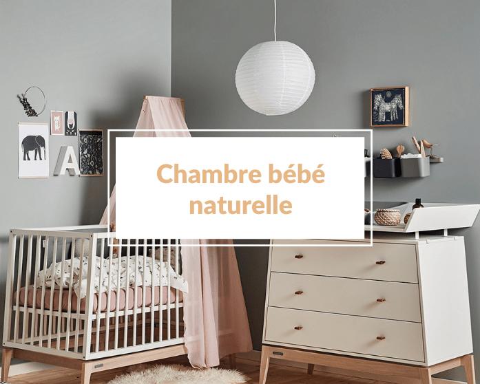 Comment créer une chambre bébé naturelle et non toxique ?