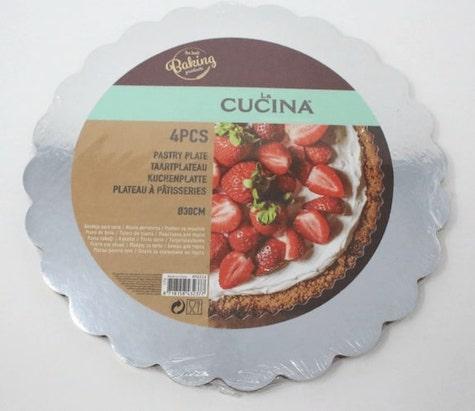 Plateau nécessaire pour faire un gâteau de couches