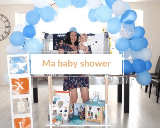Read more about the article Ma baby shower : fête tant désirée en plein coronavirus 🦠