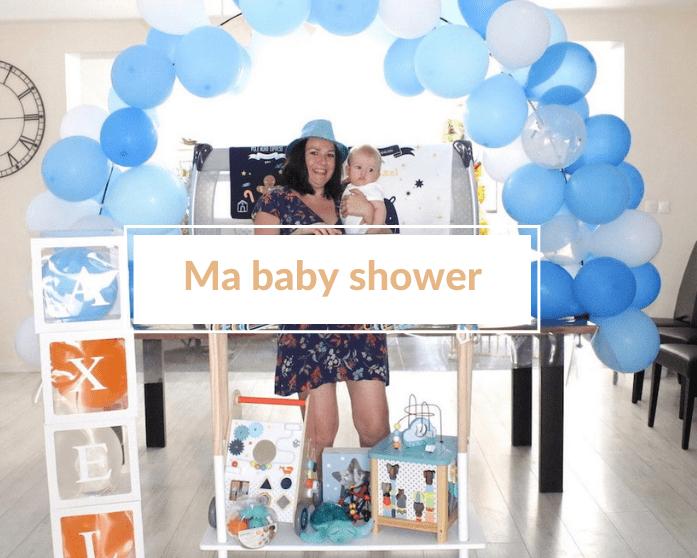Ma baby shower : fête tant désirée en plein coronavirus 🦠