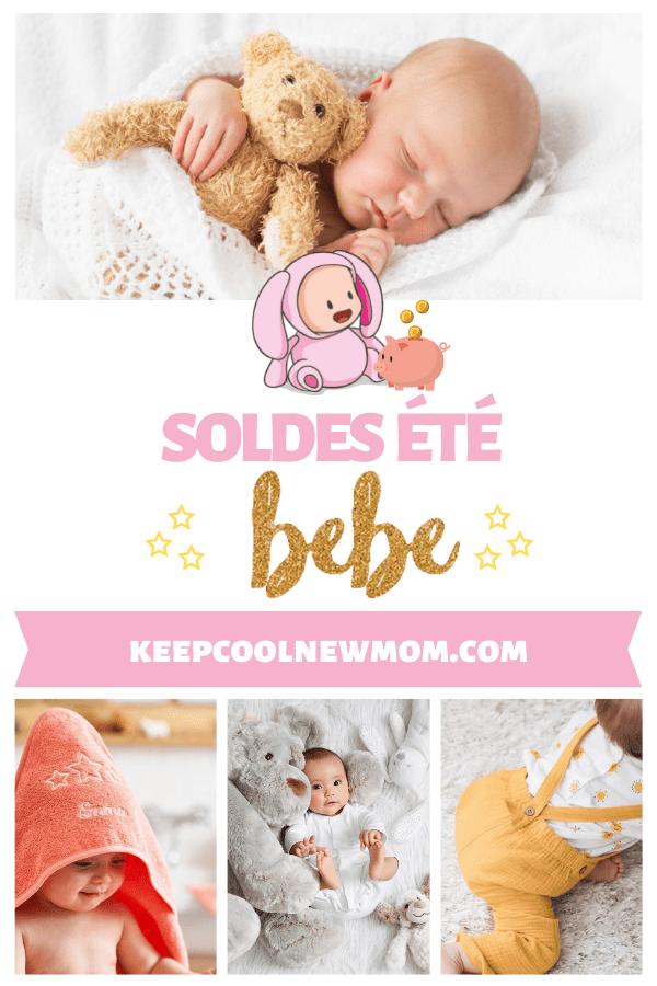 Comment profiter des soldes bébé spécial été ? - Un article à découvrir sur le blog : keepcoolnewmom.com