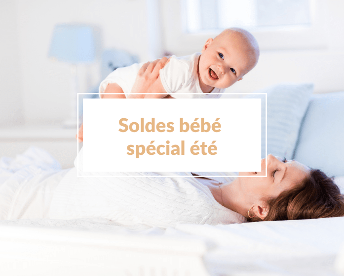 Comment profiter des soldes bébé spécial été (remises supplémentaires et Livraison gratuite) ?
