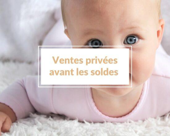 Read more about the article Profite des ventes privées avant les soldes d'été 2021 pour renouveler la garde-robe de ton enfant 😉 !