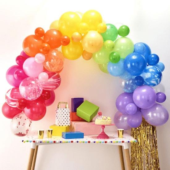 Arche à ballons - Créatrice ETSY : InspiredbyAlma