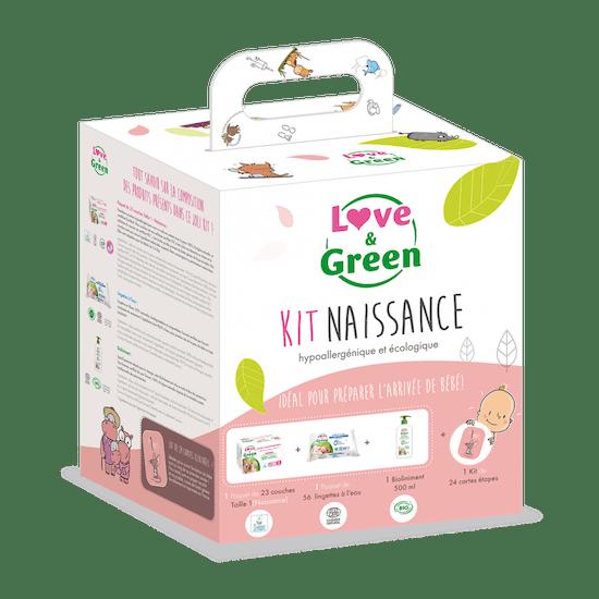 Kit naissance LOVE & GREEN