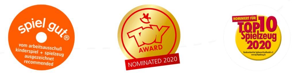 Award décerné à la marque Small foot