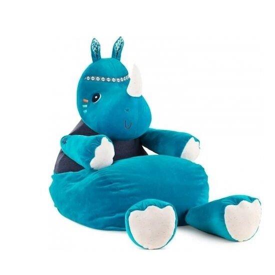 Pouf pour enfants Marius le Rhinocéros Lilliputiens