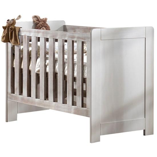 Lit bébé fabrication Française en bois massif